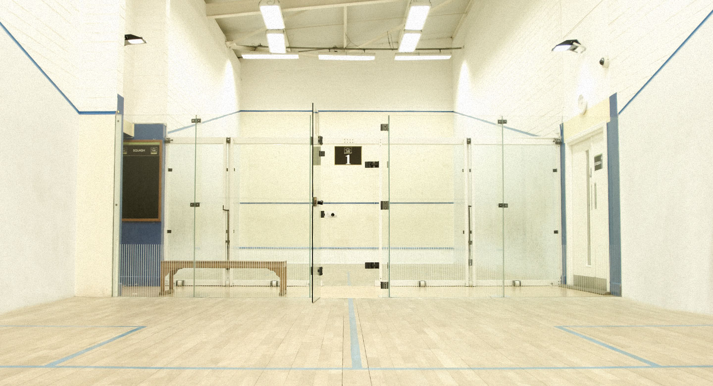 David Lloyd Dublin squash