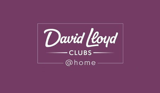 Image of David Lloyd @ home logo