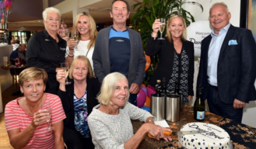 David Lloyd Harrogate officially opens